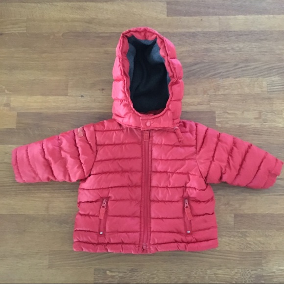 17b9c63dc35c GAP Other - Red Baby GAP Puffer Jacket 6-12 months